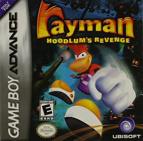 Rayman Kapuzenpullover Rache
