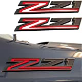 Auto safety Black Z71 emblems Replacement for 2019-2021 Silverado 1500 2500 3500 Tahoe Suburban Colorado 10.8