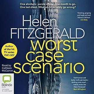 Worst Case Scenario audiobook cover art
