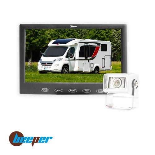 Beeper RWEC110X-N Caméra de Recul Haute Définition Camping-Car Blanche