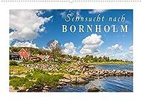Sehnsucht nach Bornholm (Wandkalender 2022 DIN A2 quer): Entdecken Sie die wunderschoene daenische Ostsee-Insel. (Monatskalender, 14 Seiten )