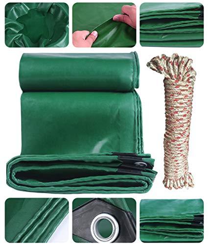 FFJD 1 piece green tarp large survival shade ultralight tarp-5x8m