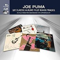 Six Classic Albums Plus Bonus Tracks by Six Classic Albums Plus Bonus Tracks - D3 Joe Puma