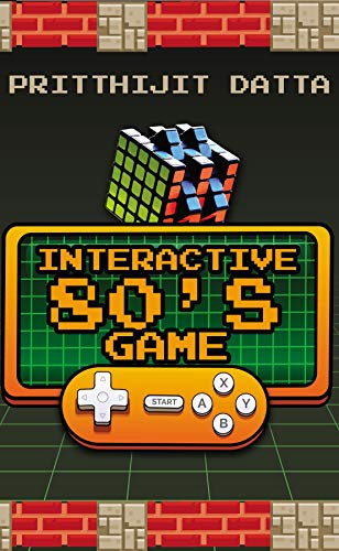 Interactive 80's Game by Pritthijit Datta (Kindle). How well do you know the 1980s? Test your knowledge in this interactive Kindle ebook, which features over 160 pages of fun & games, trivia facts and insights into the decade.