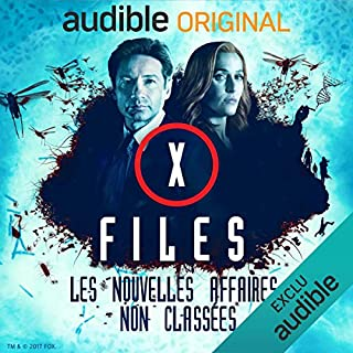 X-Files, deuxième partie     X-Files : Les nouvelles affaires non classées 2              De :                                                                                                                                 Joe Harris,                                                                                        Chris Carter,                                                                                        Dirk Maggs                               Lu par :                                                                                                                                 Georges Caudron,                                                                                        Danièle Douet,                                                                                        Jean-Christophe Lebert,                   and others                 Durée : 3 h et 42 min     75 notations     Global 4,7