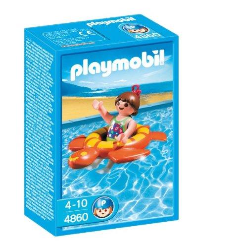 PLAYMOBIL® 4860 - Mädchen mit Schwimmreif
