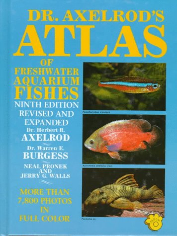 Dr. Axelrod's Atlas of Freshwater A…