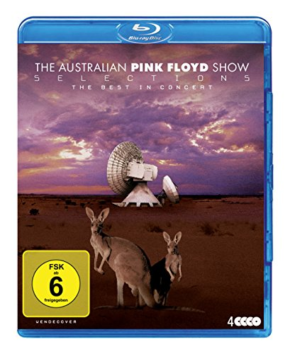 The Australian Pink Floyd Show - Selections: The Best in Concert [Blu-ray]