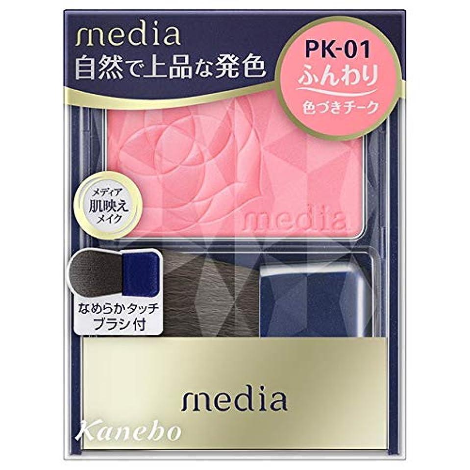 死すべき急降下マティスカネボウ メディア ブライトアップチークN PK01