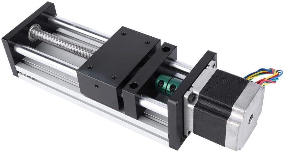 Luckya Linear Actuator Max 66% OFF 500mm Travel Dallas Mall Ball Screw Gui Length