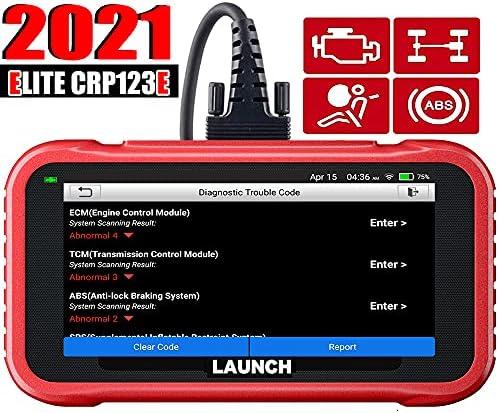 [2021 New Elite]LAUNCH OBD2 Scanner CRP123E-...