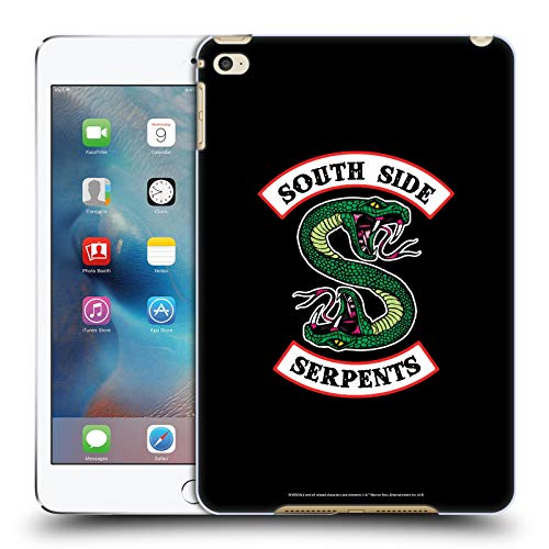 Official Riverdale South Side Serpents Graphic Art Hard Back Case Compatible for iPad mini 4