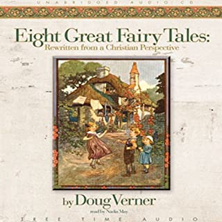 Eight Great Fairy Tales audiobook cover art