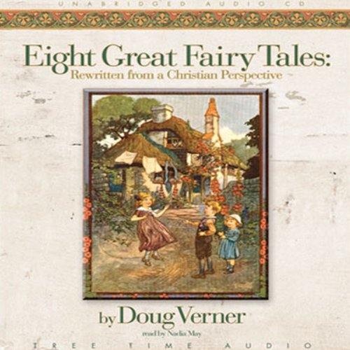 Eight Great Fairy Tales copertina
