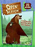 Open Season: Coloring and Activity Book and Stamps