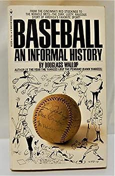 Mass Market Paperback Baseball; an informal history Book