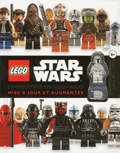 LEGO STAR WARS, L'ENCYCLOPEDIE DES PERSONNAGES (NOUVELLE EDITION)