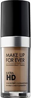 Make Up For Ever Ultra HD Invisible Cover Foundation 118 - Y325, Flesh (I000032325)