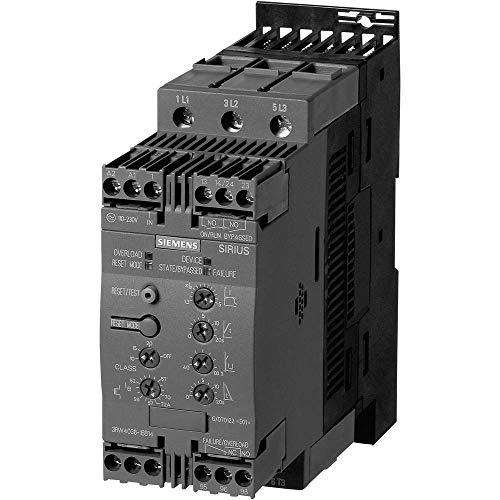 Siemens sirius - Arrancador 400v ac/dc 22kw 45a conexion tornillo