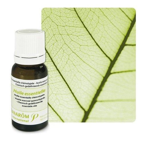 Pranarom - Huile essentielle citronnier zeste - 30 ml huile essentielle citrus limon