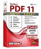 Perfect PDF 11 PREMIUM inkl. OCR - 3 USER - PDF Erstellen, Bearbeiten, Umwandeln, Sichern, Kommentieren, Formulare, 100% Kompatibel mit PDF Dokumenten Windows 10, 8.1, 7
