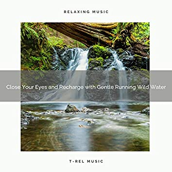 2021 New: Close Your Eyes and Recharge with Gentle Running Wild Water