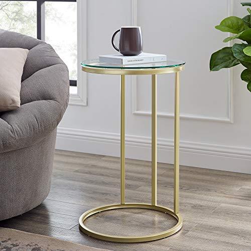mesa delante sofa de la marca Walker Edison Furniture Company