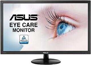 ASUS VP247HAE Eye Care Monitor 23.6 Inch, Full HD, Flicker Free, Blue Light Filter, Anti Glare