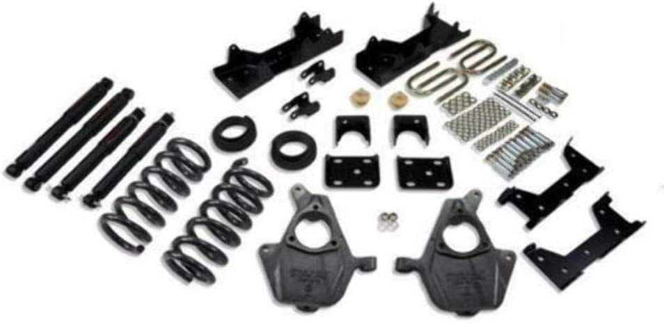 Belltech Limited time sale Selling 665ND Lowering Kit with Shocks Drop Nitro 2