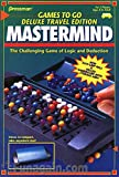 Pressman Deluxe Travel Mastermind Game