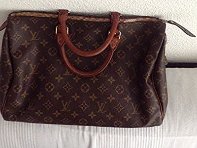 Louis Vuitton Louis Vuitton Speedy, Sac à main pour femme marron