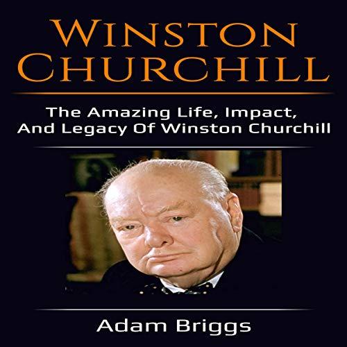Winston Churchill cover art