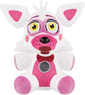 Funko CUSTOMIZEDBYBILGIN Compatible with Five Night's at Freddy's Sister Location-Funtime Foxy Collectible Plush