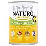 Naturo Grain Free Chicken Tinned Dog Food 390G