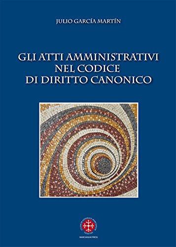 Gli atti amministrativi nel codice di diritto canonico