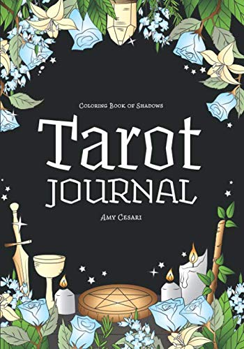 tarot coloring book amazon