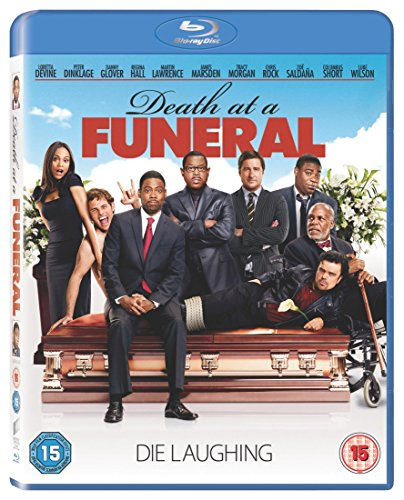 Sony Pictures Death At A Funeral (Blu-ray) (2010)