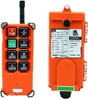 RESHY 12V 8key Transmitter Receiver Hoist Crane Radio Wireless Industrial Remote Control Wireless Crane Controller