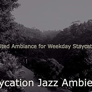 Spirited Ambiance for Weekday Staycations