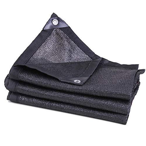 Shade Startseite Pergola Beschattung Sonnenschutz Terrassenvordach, HDPE durchlässiges Tuch mit Tüllen, 80% Sunblock & UV-beständig (Color : 4x6Meter)