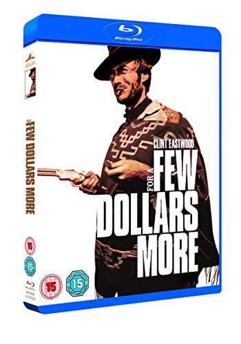 For A Few Dollars More BD [Reino Unido] [Blu-ray]