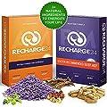 RECHARGE24 AM/PM Energy & Sleep Pills Supply