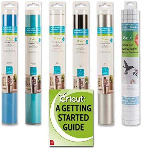 Cricut Premium Permanent Vinyl Bundle Colors New Shipping Free Beauty products Winter