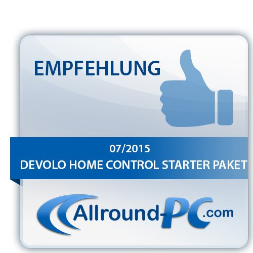devolo Home Control Starter Paket (Z-Wave Hausautomation, Haussteuerung per iOS/Android App, einfache Installation, Smart Home Starter Set: Zentrale, Schaltsteckdose, Türkontakt, Fensterkontakt) - 8