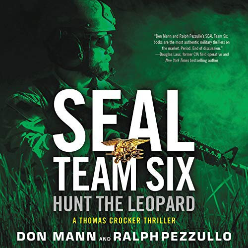 SEAL Team Six: Hunt the Leopard cover art