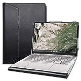 Alapmk Diseñado La Funda para 17' DELL XPS 17 9700 Series Laptop[No Compatible con: XPS 17 L701X L702X /XPS 15/XPS 13],Negro