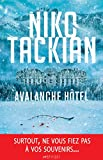 Avalanche Hôtel - Prix Ligue de L'Imaginaire-Cultura 2019 (Suspense Crime) - Format Kindle - 7,99 €
