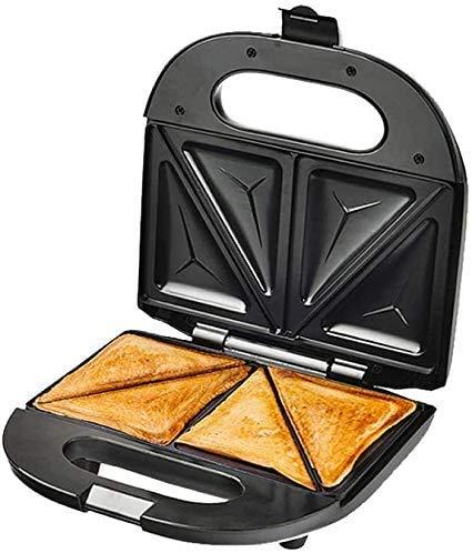 Broodbakmachine Machine Sandwich Machine Huis Ontbijt Machine Barbecue Omelet pan met antiaanbaklaag Broodrooster-Suit 8bayfa (Color : Suit)
