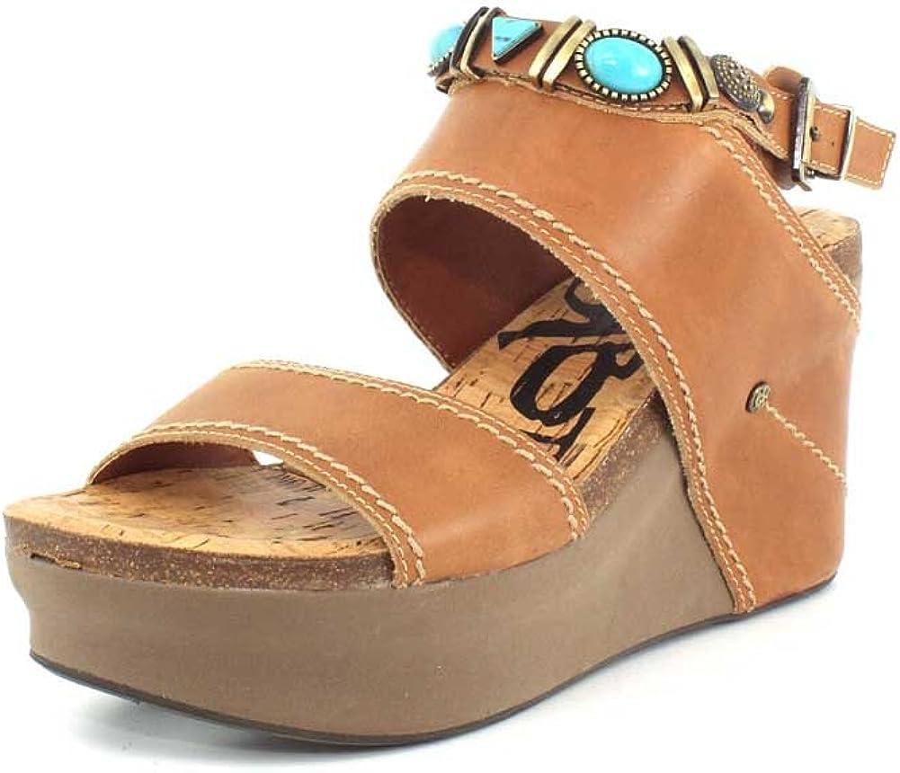 OTBT Women's Layover Heeled Sandals