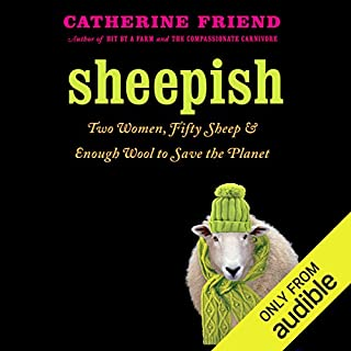 Sheepish audiobook cover art